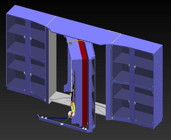 Cad Design Lt Studio Transformer Furniture
